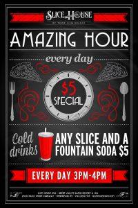 Slice House Happy Hour